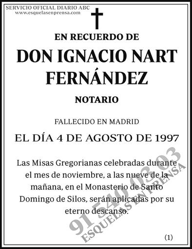 Ignacio Nart Fernández